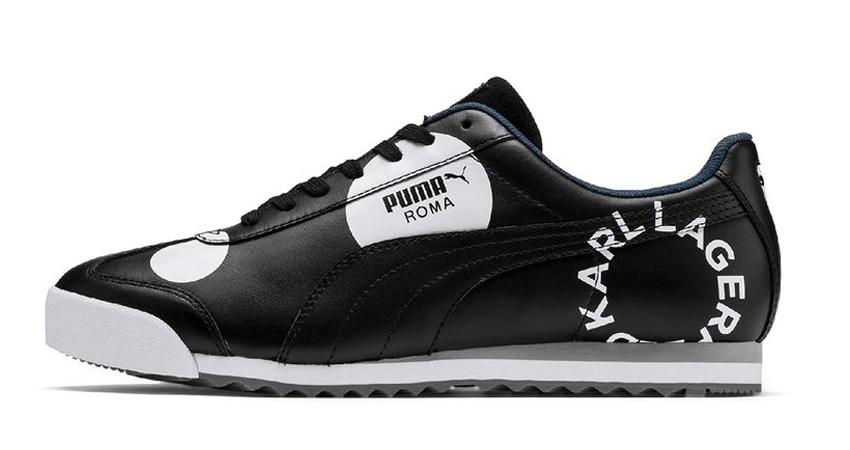 PUMA And Karl Lagerfeld Collaborated Themselves For Coming Posthumous Polka Dot Roma Release 05
