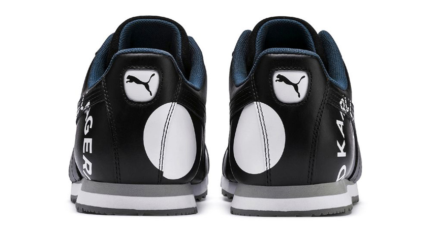 PUMA And Karl Lagerfeld Collaborated Themselves For Coming Posthumous Polka Dot Roma Release 06