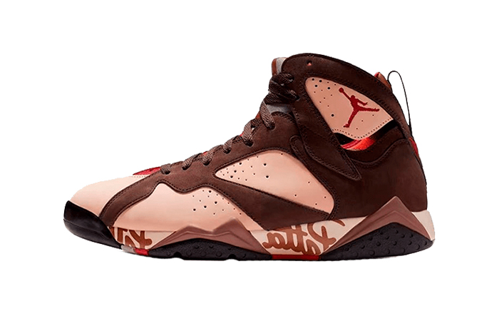 Patta Air Jordan 7 Mahogany AT3375-200 01