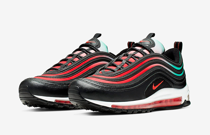 The New Nike Air Max 97s Is Coming With A Charming Alternative Of Neon Seoul ft