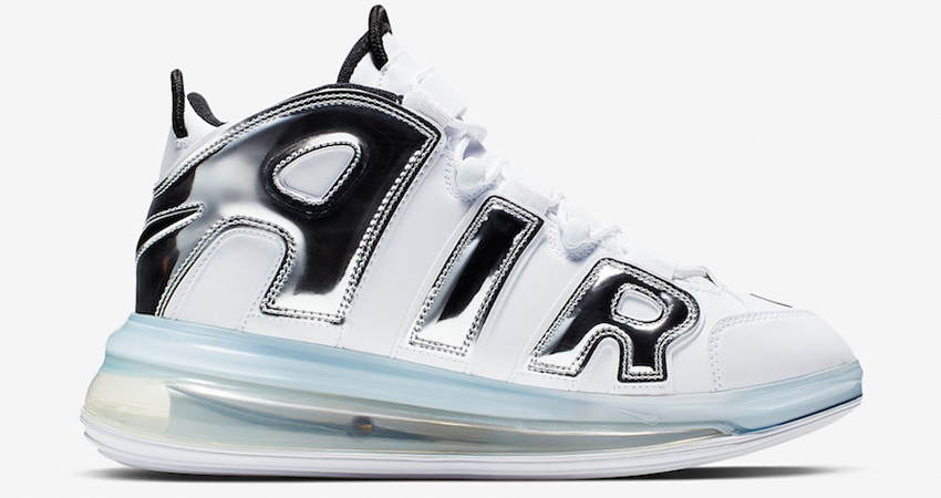 The Nike Air More Uptempo 720 QS Coming With A Chrome Look 03