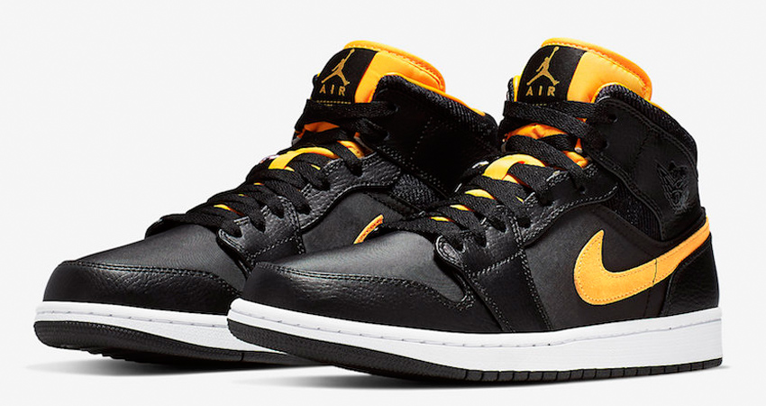 The Nike Releasing In Another Black And University Gold Color 01