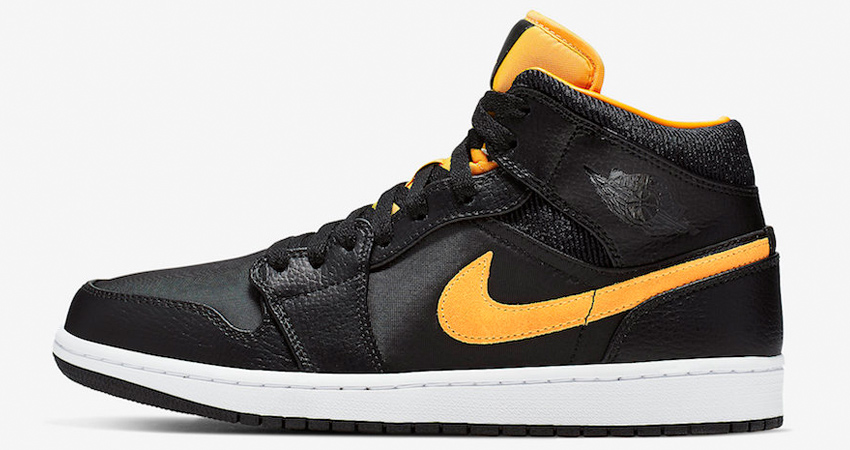 The Nike Releasing In Another Black And University Gold Color 02