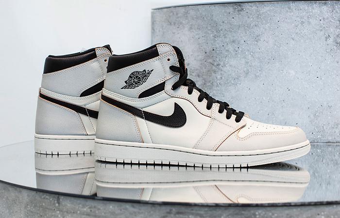 The Nike SB Air Jordan 1 Light Bone Is Releasing Soon ft
