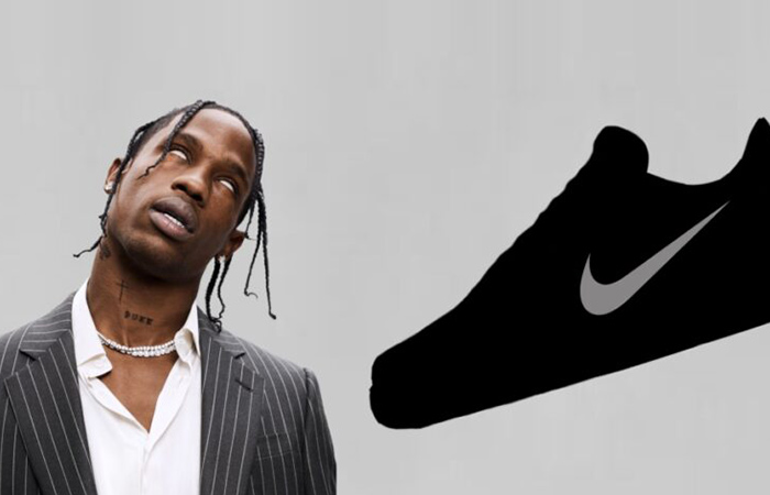The images Just Published Of The Travis Scott Nike Air Force 1 Low 'Black' ft