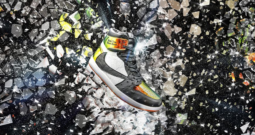 Travis Scott's Air Jordan 1 Comes With Shattered Backboard Theme 01