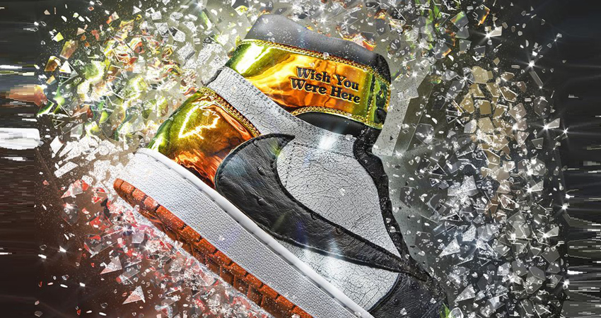 Travis Scott's Air Jordan 1 Comes With Shattered Backboard Theme 04