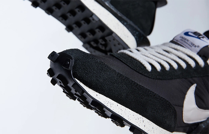 Undercover Nike Daybreak Black BV4594-001 on foot 02