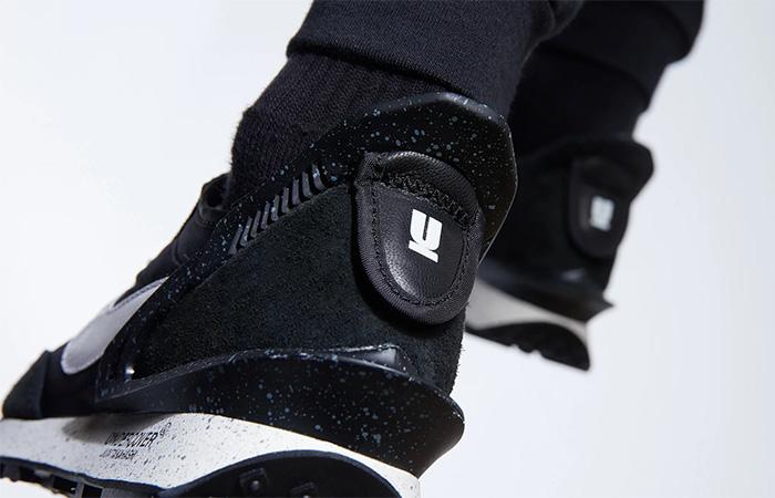 Undercover Nike Daybreak Black BV4594-001 on foot 03