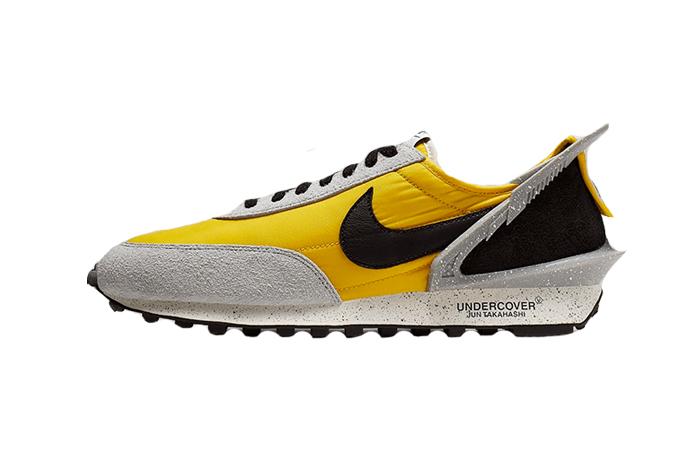 Undercover Nike Daybreak Yellow BV4594-700 01
