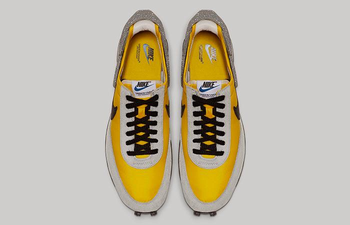 Undercover Nike Daybreak Yellow BV4594-700 02