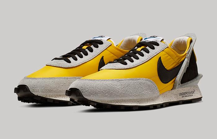 Undercover Nike Daybreak Yellow BV4594-700 03
