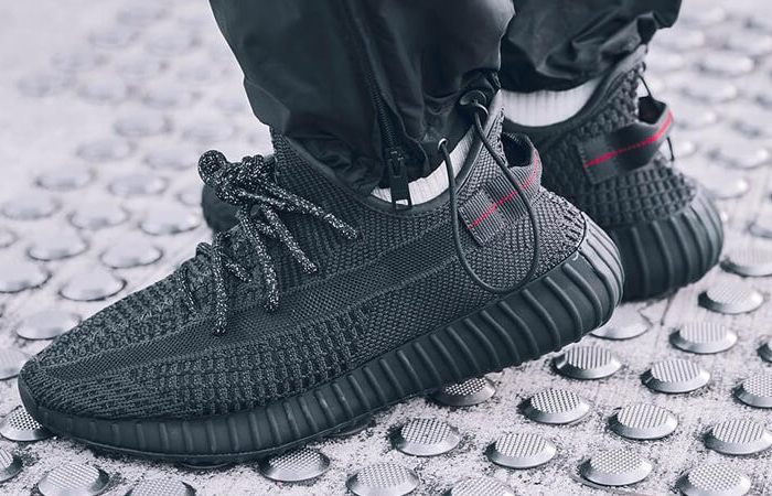 online store 3cbce 4bed4 Yeezy Boost 350 V2 Core Black FU9161