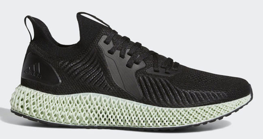 You Should Not Miss Out The Upcoming adidas Alphaedge 4D Core Black Carbon 01