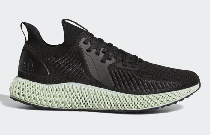 You Should Not Miss Out The Upcoming adidas Alphaedge 4D Core Black Carbon ft