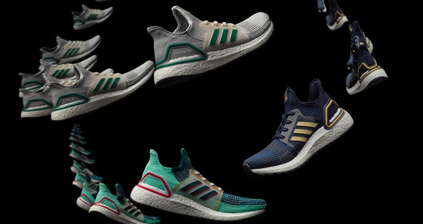 adidas Consortium UltraBOOST 19 is Coming With An Archive-Inspired Colorways 01