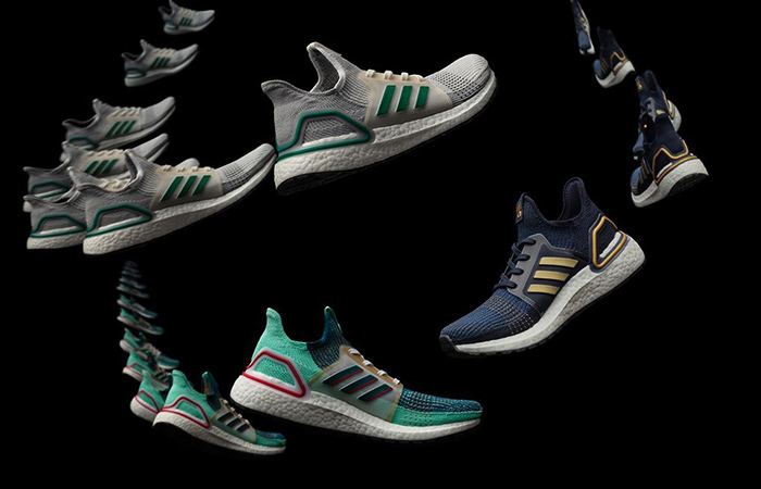 adidas Consortium UltraBOOST 19 is Coming With An Archive-Inspired Colorways ft