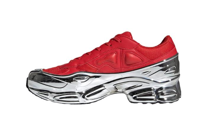 huge discount 59f21 22d68 adidas Raf Simmons Ozweego Metalic Red EE7948
