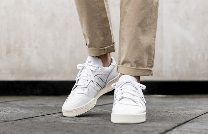 adidas Rivalry Low Home Of Classics Off White EE9139