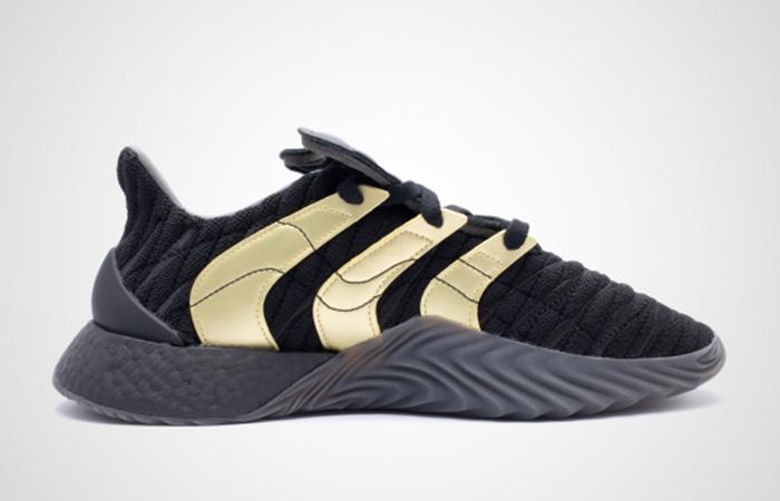 adidas Sobakov Boost Black D98155 02
