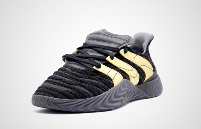 adidas Sobakov Boost Black D98155 03