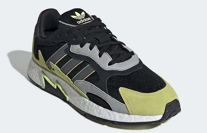 adidas Tresc Black Yellow EF0766