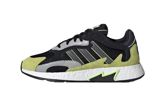 adidas Tresc Run Black Yellow EF0766 01