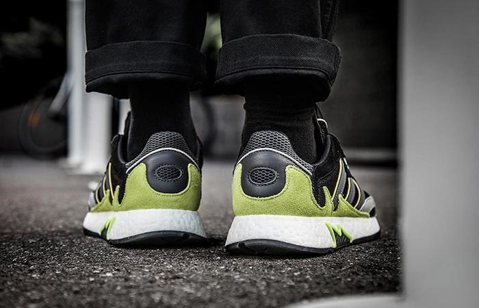 adidas Tresc Run Yellow EF0766