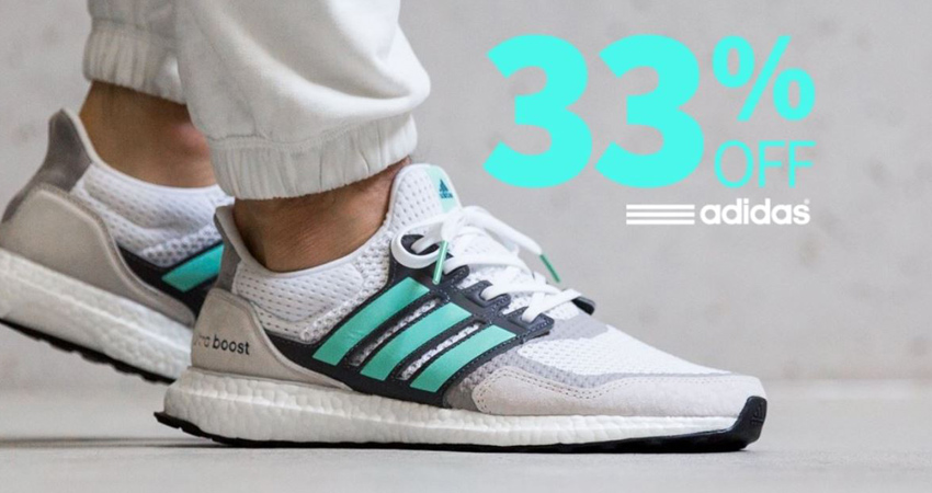 adidas UK is Giving 33% Off These Exclusive Trainers 01