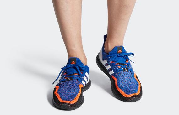 adidas Ultra Boost 2.0 Blue Red EF2901 02