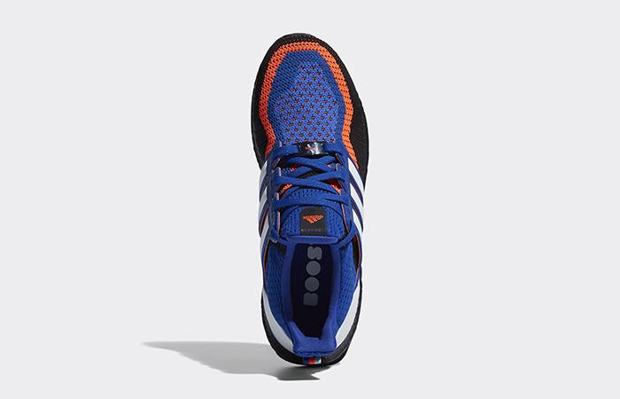 adidas Ultra Boost Blue Red EF2901