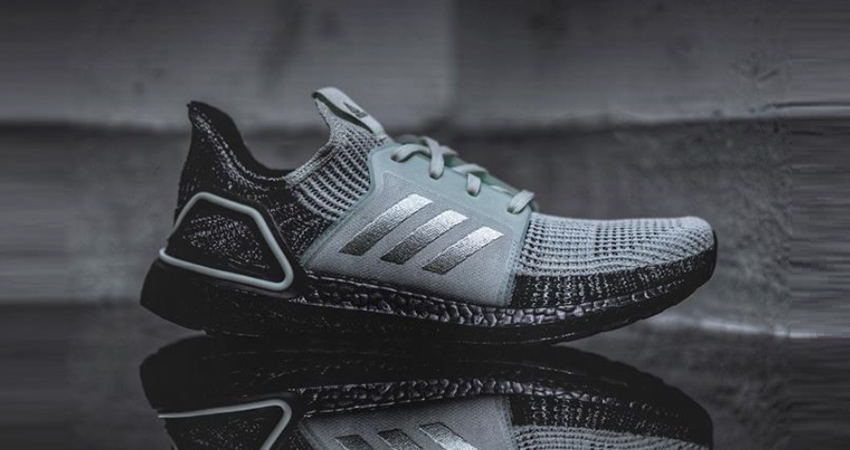 adidas Ultraboost 19 Coming With An Eye-Catching Oreo Shade 01