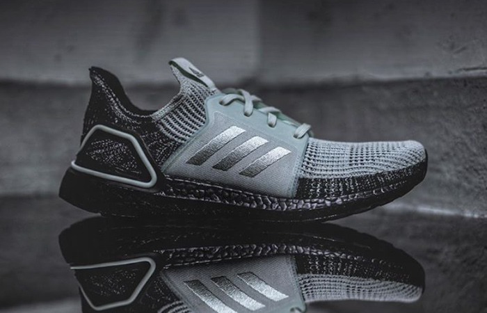 adidas Ultraboost 19 Coming With An Eye-Catching Oreo Shade ft