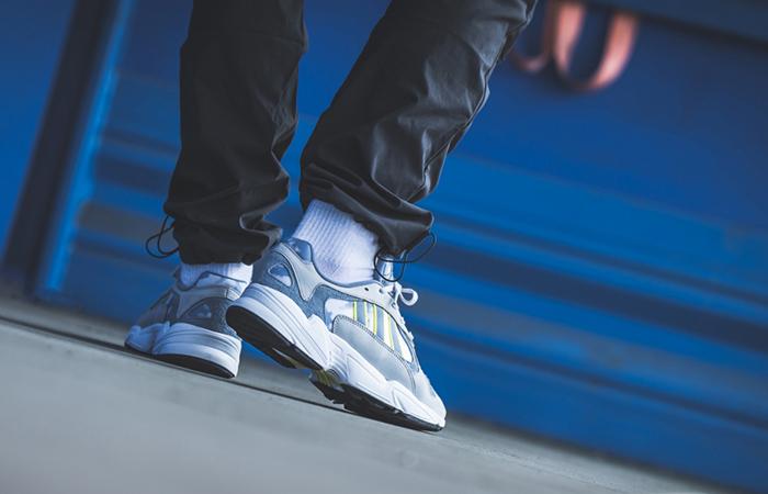 adidas YUNG-1 Raw Grey EF2778