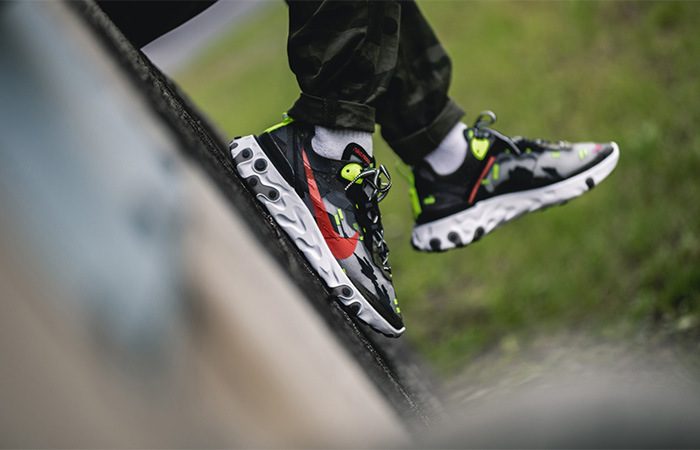 nike-react-element-87-olive-tiger-camo-cj4988-200-mood-on foot 2