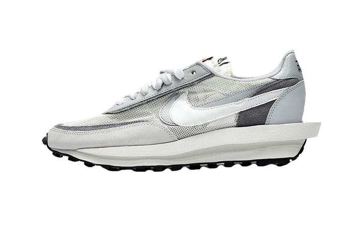 sacai Nike LDV Waffle Wolf Grey