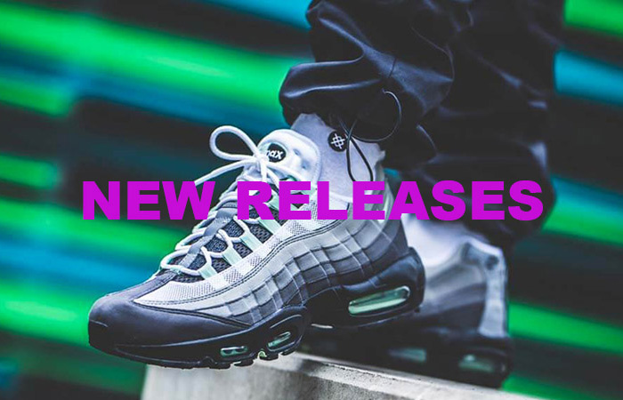 8 Recent Released Products At FootLocker!! FT