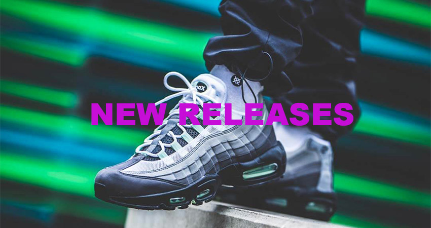 8 Recent Released Products At FootLocker!!