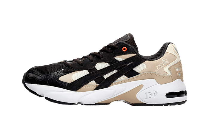 ASICS Tiger Gel-Kayano Black Cream 1021A167-100 01