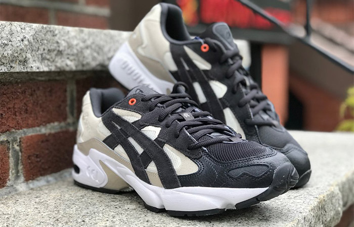 ASICS Tiger Gel-Kayano Black Cream 1021A167-100