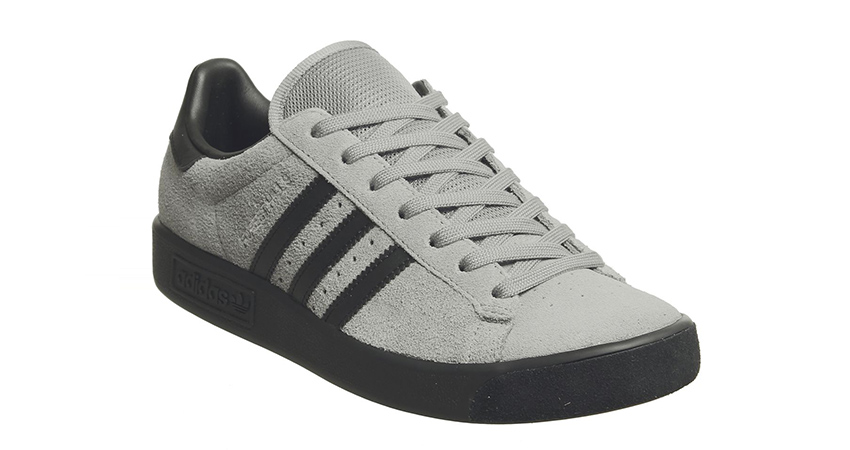 Adidas Forest Hills Trainers Grey Three Core Black
