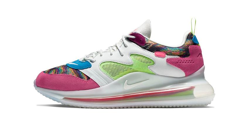 Closer Look at Odell Beckham Jr.'s Nike Air Max 720 Collaboration 01
