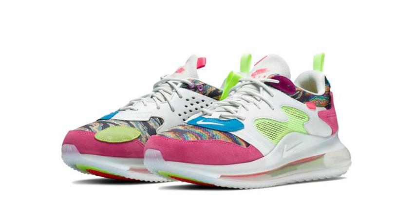 Closer Look at Odell Beckham Jr.'s Nike Air Max 720 Collaboration 02