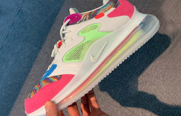 Closer Look at Odell Beckham Jr.'s Nike Air Max 720 Collaboration ft