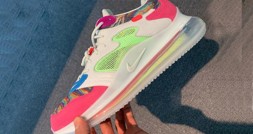 Closer Look at Odell Beckham Jr.'s Nike Air Max 720 Collaboration