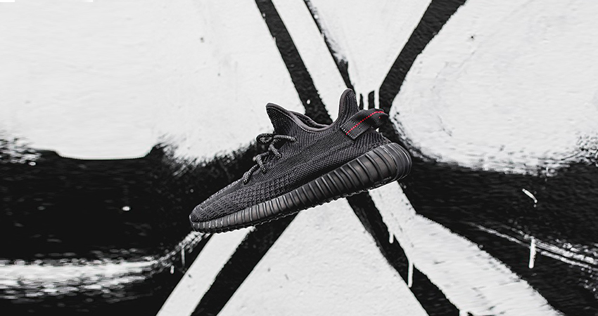Detailed Look At The adidas Yeezy 350 V2 Core Black 02