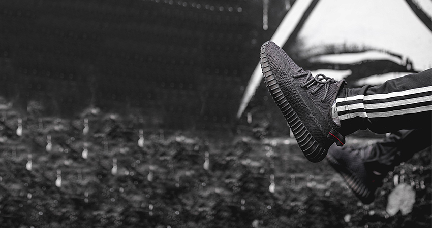 Detailed Look At The adidas Yeezy 350 V2 Core Black 03