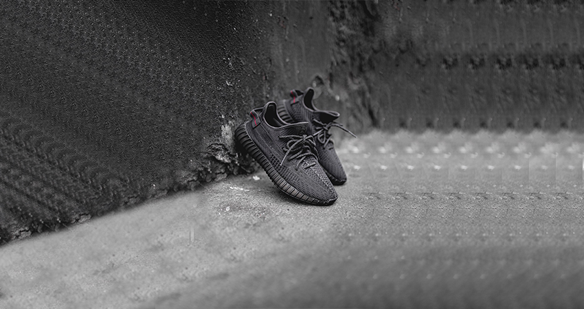 Detailed Look At The adidas Yeezy 350 V2 Core Black 04