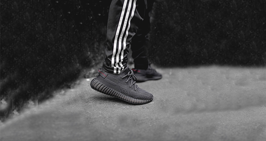 Detailed Look At The adidas Yeezy 350 V2 Core Black 06