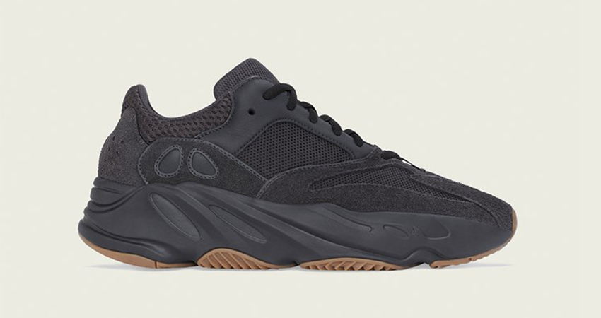 Don't Forget To Check Out The Upcoming Yeezy Boost 700 Utility Black 01